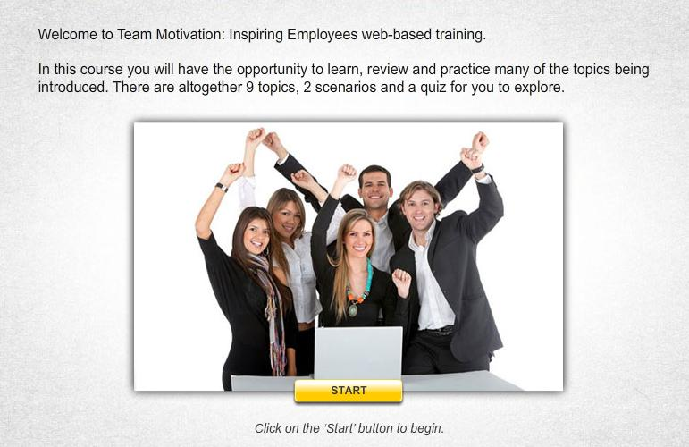Team Motivation: Inspiring Employees