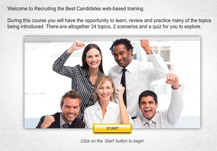 Recruiting the Best Candidates