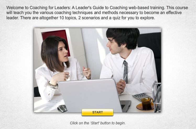 Coaching for Leaders: A Leader's Guide to Coaching