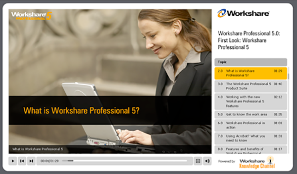 Workshare