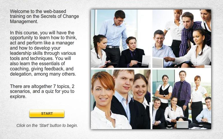 Secrets to Managing Change