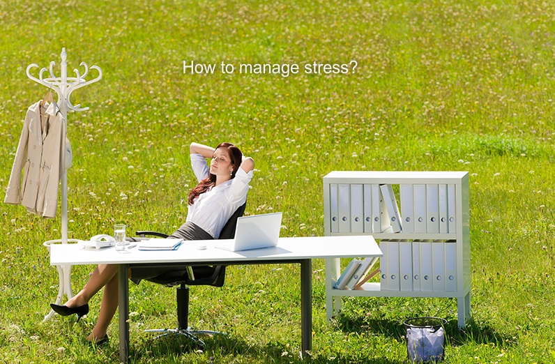 Stress Relief and Stress Reduction