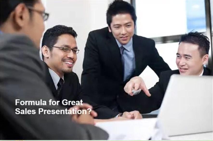 Dynamic Sales Presentation